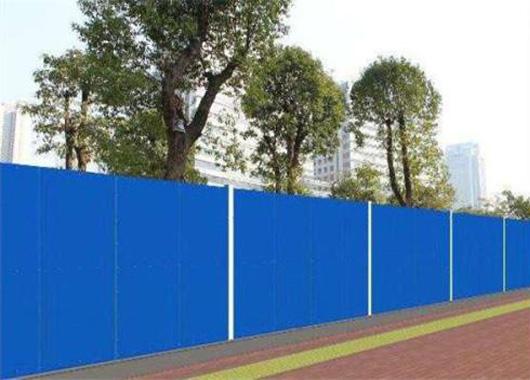 武汉市政围挡-工程案例