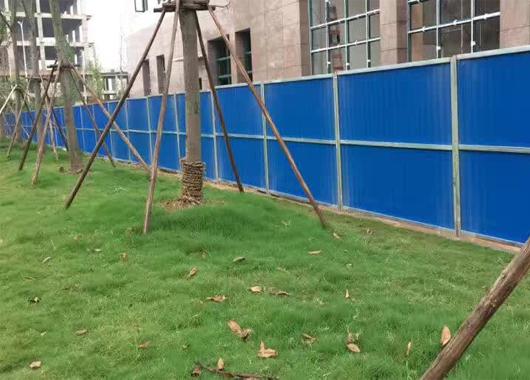 小区改造施工围挡